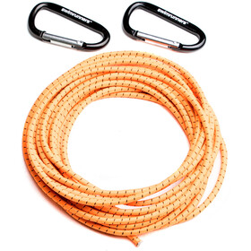 Swimrunners Support Pull Belt Cord DIY 5m, neon orange